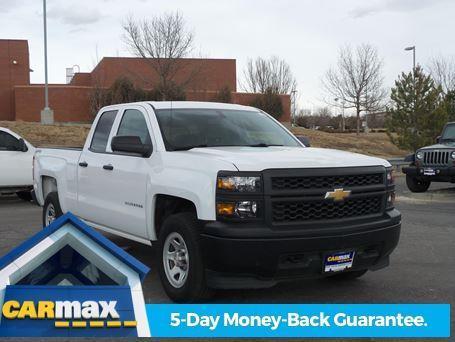 2014 Chevrolet Silverado 1500 Work Truck 4x4 Work Truck