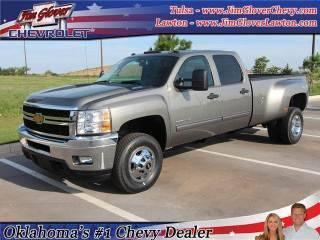 """Jim Glover Tulsa >> 2014 CHEVROLET Silverado 2500HD 4WD Crew Cab 153.7"""" LT for Sale in Tulsa, Oklahoma Classified ..."""