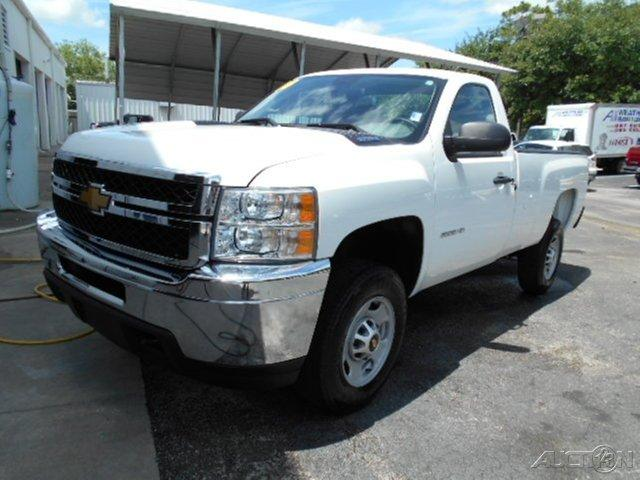 2014 chevrolet silverado 2500hd 4x2 work truck 2dr regular cab lb for sale in homosassa florida. Black Bedroom Furniture Sets. Home Design Ideas