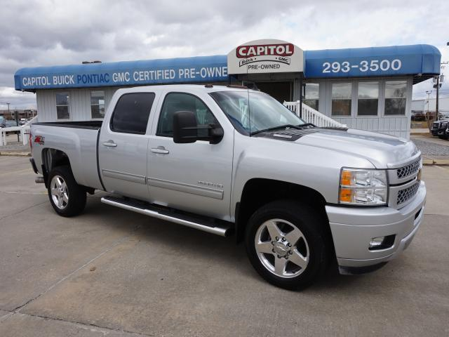 2014 chevrolet silverado 2500hd ltz 4x4 ltz 4dr crew cab sb for sale in baton rouge louisiana. Black Bedroom Furniture Sets. Home Design Ideas