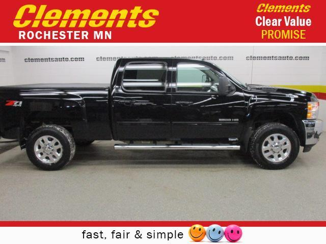 2014 chevrolet silverado 3500hd ltz 4x4 ltz 4dr crew cab srw for sale in rochester minnesota. Black Bedroom Furniture Sets. Home Design Ideas