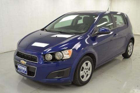 2014 chevrolet sonic 4 door hatchback for sale in carthagena ohio. Cars Review. Best American Auto & Cars Review