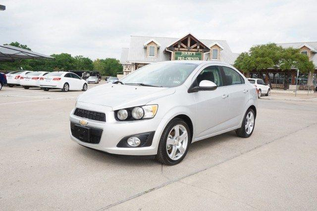 2014 Chevrolet Sonic LTZ Auto Weatherford, TX for Sale in ...