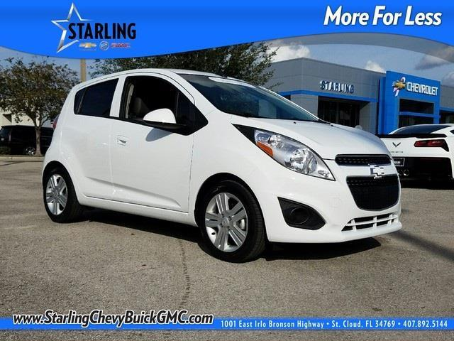 2014 chevrolet spark 1lt cvt 1lt cvt 4dr hatchback for sale in saint cloud florida classified. Black Bedroom Furniture Sets. Home Design Ideas