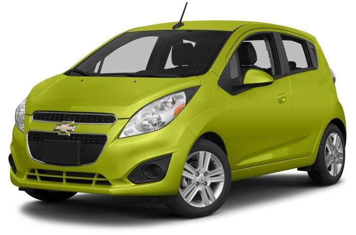 2014 Chevrolet Spark 1LT CVT 1LT CVT 4dr Hatchback