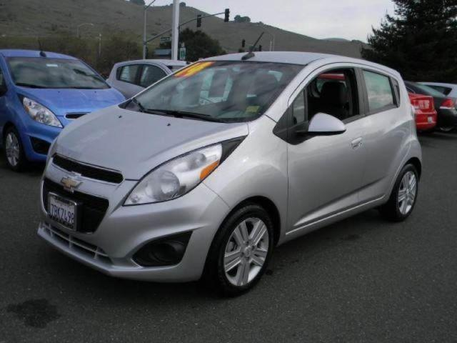 2014 chevrolet spark 1lt hatchback for sale in vallejo. Black Bedroom Furniture Sets. Home Design Ideas
