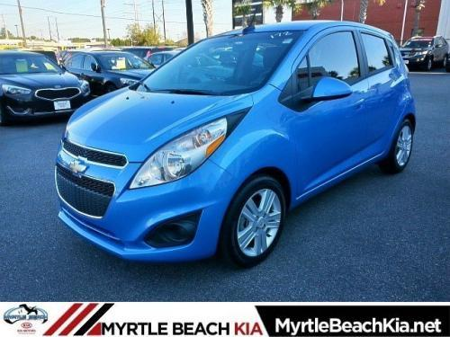 2014 chevrolet spark 1lt manual myrtle beach sc for sale. Black Bedroom Furniture Sets. Home Design Ideas