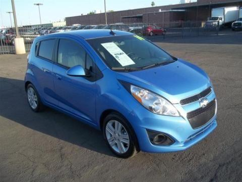 2014 chevrolet spark 4 door hatchback for sale in glendale arizona classified. Black Bedroom Furniture Sets. Home Design Ideas