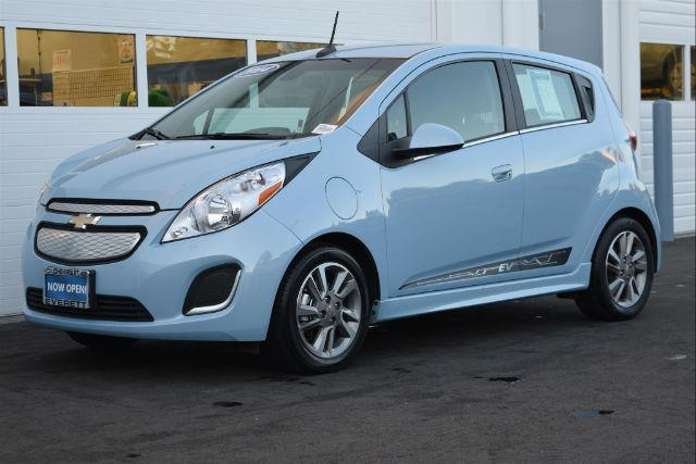 2014 chevrolet spark ev 2lt 2lt 4dr hatchback for sale in everett washington classified. Black Bedroom Furniture Sets. Home Design Ideas