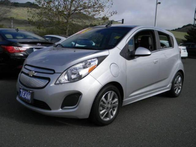 2014 chevrolet spark ev 2lt hatchback for sale in vallejo california classified. Black Bedroom Furniture Sets. Home Design Ideas