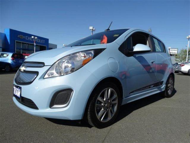 2014 chevrolet spark ev lt for sale in vallejo california classified. Black Bedroom Furniture Sets. Home Design Ideas