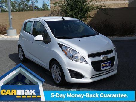 2014 Chevrolet Spark LS Manual LS Manual 4dr Hatchback