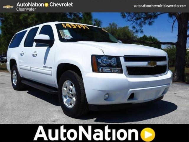 2014 chevrolet suburban for sale in clearwater florida classified. Black Bedroom Furniture Sets. Home Design Ideas