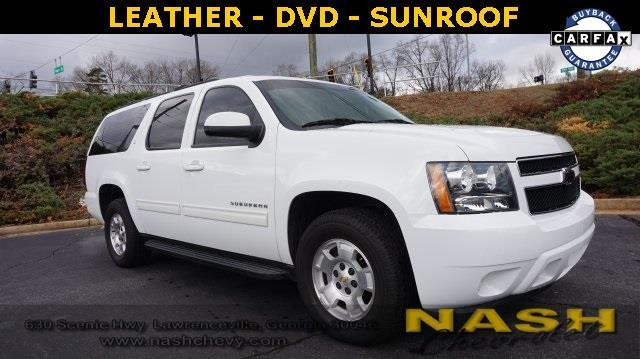 2014 chevrolet suburban lt 1500 4x2 lt 1500 4dr suv for sale in lawrenceville georgia. Black Bedroom Furniture Sets. Home Design Ideas