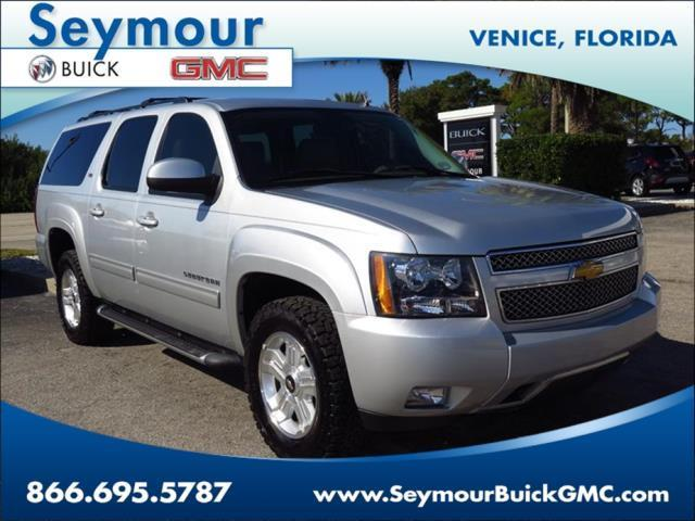 2014 chevrolet suburban lt 1500 4x4 lt 1500 4dr suv for sale in venice florida classified. Black Bedroom Furniture Sets. Home Design Ideas