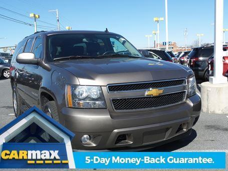 2014 Chevrolet Suburban Lt 1500 4x4 Lt 1500 4dr Suv For