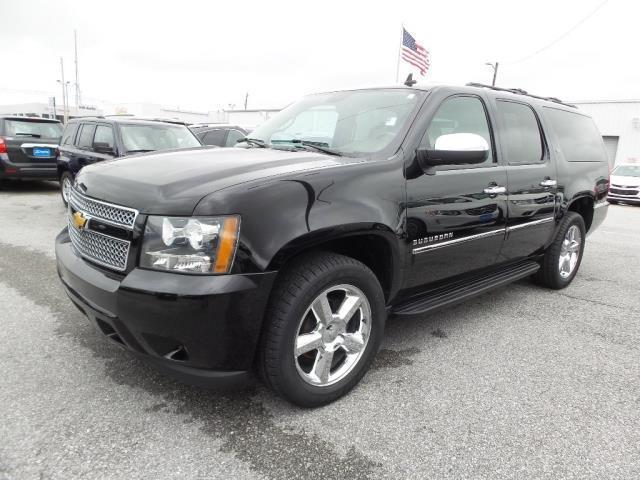 Pensacola Used Car Superstore >> 2014 Chevrolet Suburban LTZ 1500 4x2 LTZ 1500 4dr SUV for ...