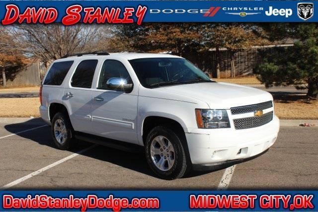 2014 Chevrolet Tahoe LS 4x2 LS 4dr SUV