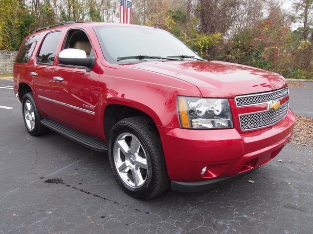 2014 Chevrolet Tahoe Ltz For Sale In Jacksonville Florida