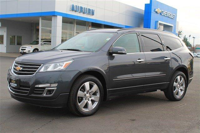 2014 chevrolet traverse awd ltz 4dr suv for sale in auburn. Black Bedroom Furniture Sets. Home Design Ideas