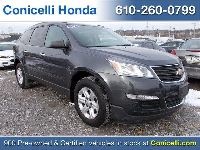 2014 Chevrolet Traverse LS AWD LS 4dr SUV
