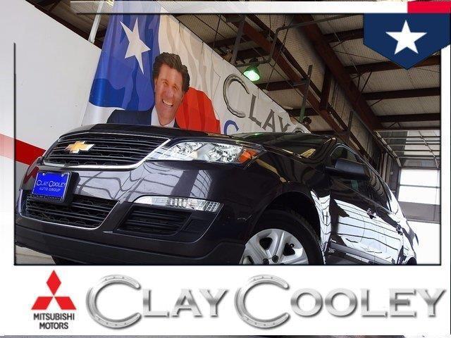 2014 Chevrolet Traverse LS LS 4dr SUV