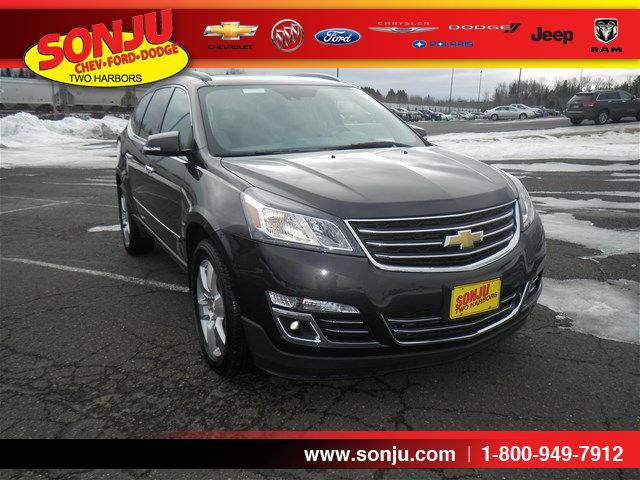 2014 chevrolet traverse ltz awd ltz 4dr suv for sale in two harbors minnesota classified. Black Bedroom Furniture Sets. Home Design Ideas