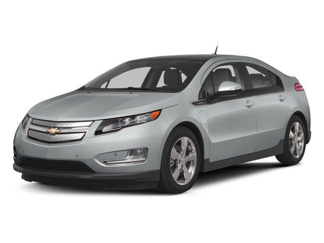 2014 Chevrolet Volt Base 4dr Hatchback