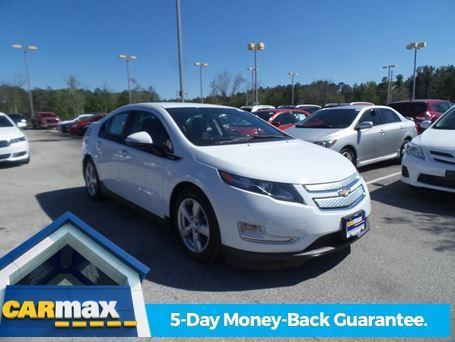 2014 Chevrolet Volt Base 4dr Hatchback