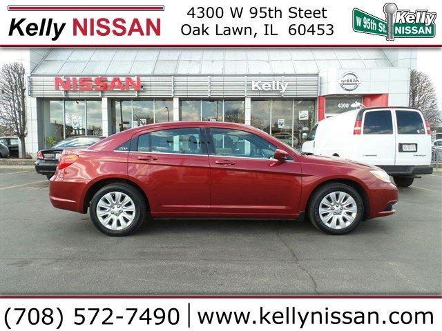 2014 Chrysler 200 LX Oak Lawn, IL