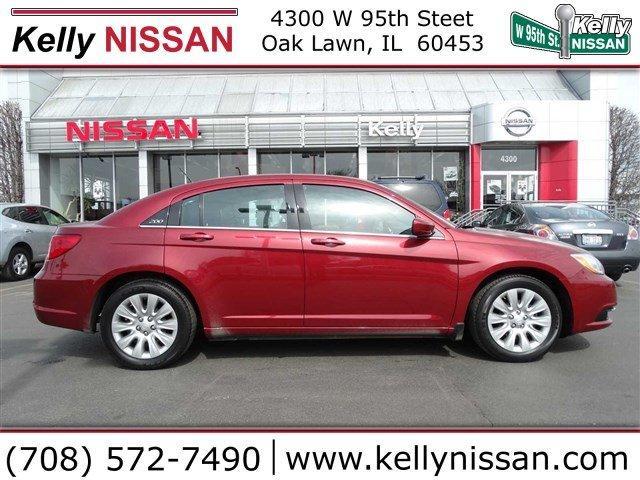 2012 Chrysler 200 Grill >> 2014 Chrysler 200 LX Oak Lawn, IL for Sale in Oak Lawn, Illinois Classified | AmericanListed.com