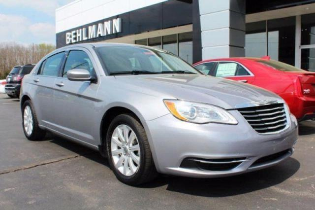 2014 chrysler 200 touring for sale in briscoe missouri classified. Black Bedroom Furniture Sets. Home Design Ideas