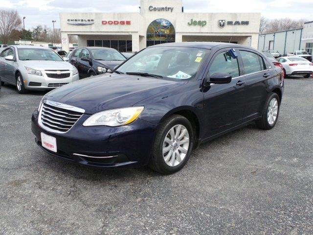 2014 chrysler 200 touring oxford pa for sale in oxford pennsylvania classified. Black Bedroom Furniture Sets. Home Design Ideas
