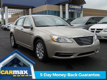 2014 chrysler 200 touring touring 4dr sedan for sale in oklahoma city oklahoma classified. Black Bedroom Furniture Sets. Home Design Ideas