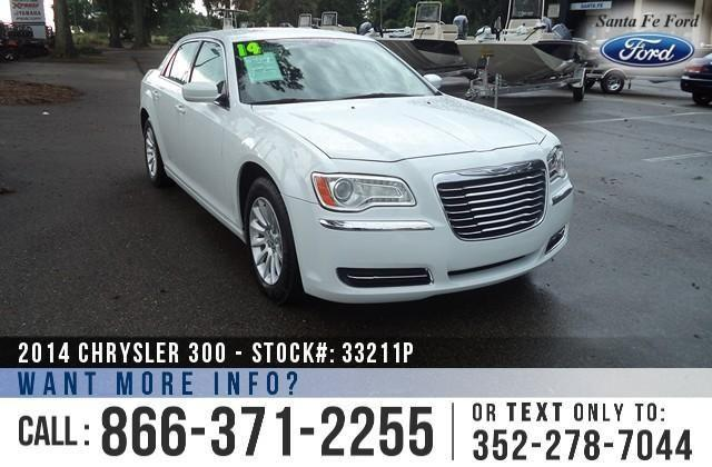 2014 Chrysler 300 - 17K Miles - Finance Here!