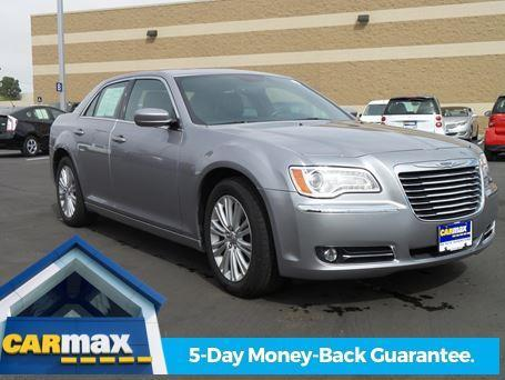 2014 Chrysler 300 Base AWD Base 4dr Sedan