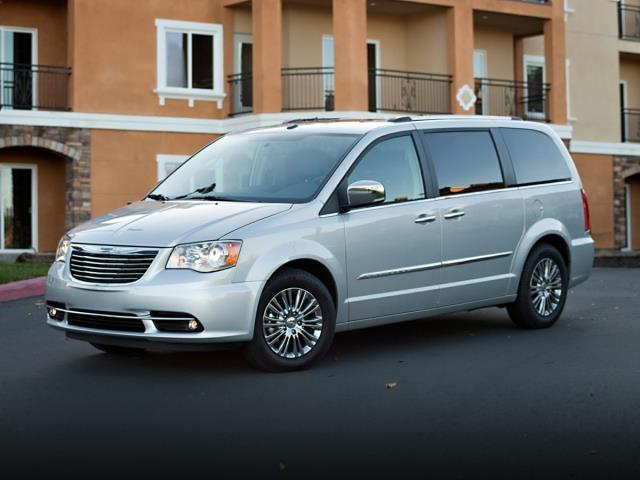 2014 Chrysler Town and Country S S 4dr Mini-Van