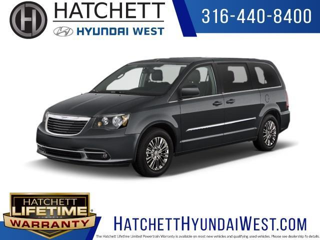 2014 Chrysler Town And Country S S 4dr Mini Van For Sale