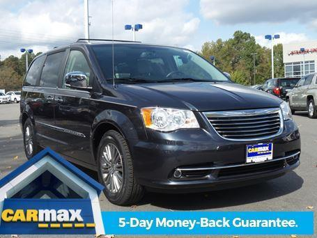 2014 chrysler town and country touring l touring l 4dr mini van for sale in fayetteville north. Black Bedroom Furniture Sets. Home Design Ideas