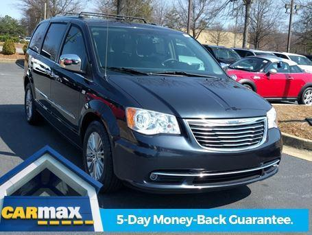2014 chrysler town and country touring l touring l 4dr mini van for sale in chattanooga. Black Bedroom Furniture Sets. Home Design Ideas