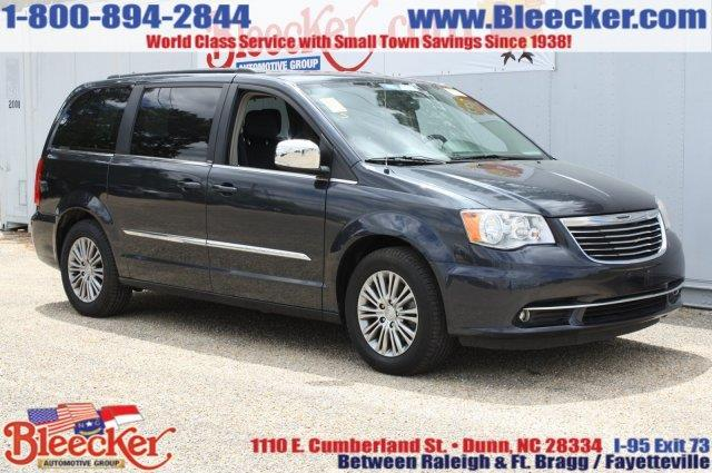 2014 chrysler town and country touring l touring l 4dr mini van for sale in dunn north carolina. Black Bedroom Furniture Sets. Home Design Ideas