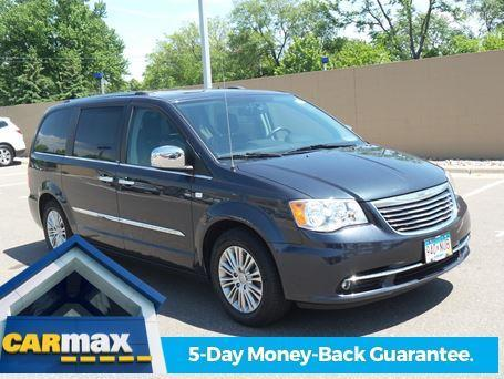 2014 chrysler town and country touring l touring l 4dr mini van for sale in minneapolis. Black Bedroom Furniture Sets. Home Design Ideas