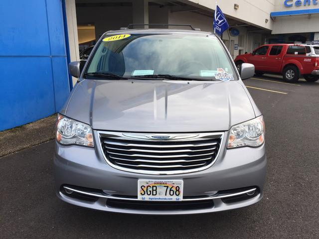2014 chrysler town and country touring touring 4dr mini van for sale in hilo hawaii classified. Black Bedroom Furniture Sets. Home Design Ideas