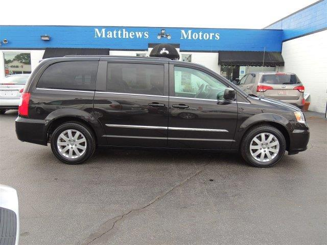 2014 chrysler town and country touring touring 4dr mini van for sale in goldsboro north. Black Bedroom Furniture Sets. Home Design Ideas