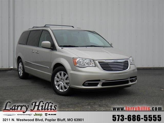2014 chrysler town country touring poplar bluff mo for sale in poplar bluff missouri. Black Bedroom Furniture Sets. Home Design Ideas