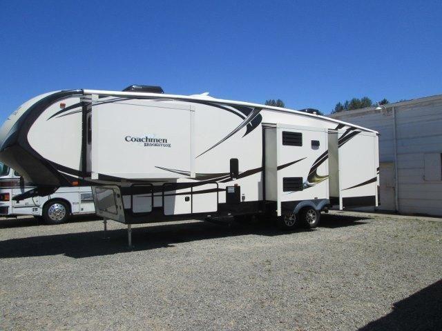 2014 Coachmen Brookstone 355rl Fifth Wheel Sale Pending