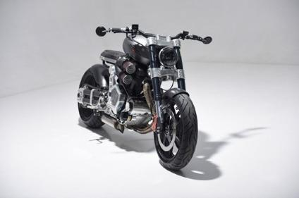 2014 Confederate Motorcycles Hellcat