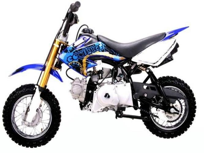 2014 COOLSTER 110CC DIRT BIKEES / PIT BIKES