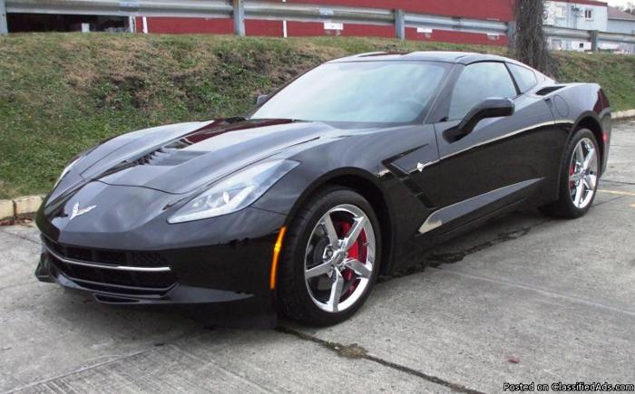 2014 corvette stingray coupe for sale in connellsville pennsylvania. Cars Review. Best American Auto & Cars Review