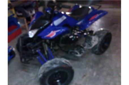 2014 cougar Sport-150cc (honda GY6 motor) ATV